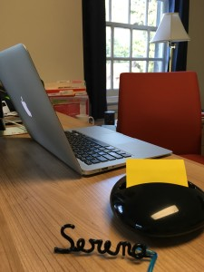 Found my name in glass in Murano, Italy