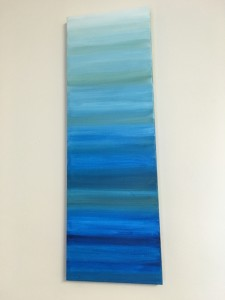 Painted by my eldest daughter